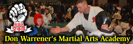 Don Warrener's Martial Arts Academy
