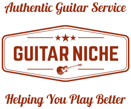 Guitar Niche - Authentic Guitar Service Helping You Play Better.