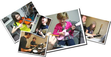 Give the gift of music. Music lessons are a great way to start for a lifetime of enjoyment.