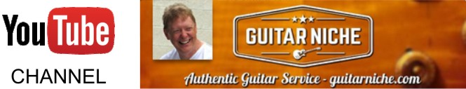 Visit Guitar Niche on YouTube